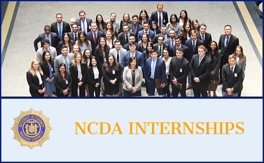 Internships | Nassau County DA,NY